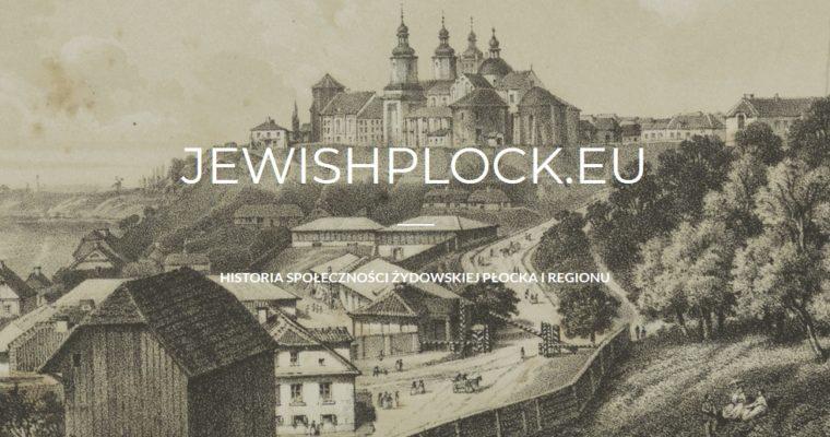 Rusza strona JewishPlock.eu