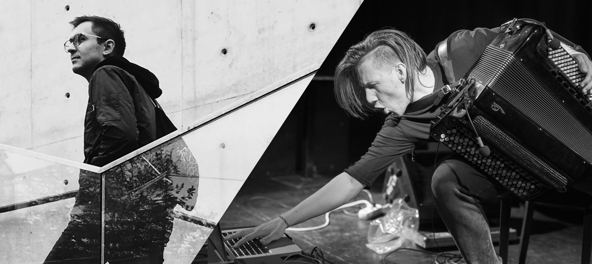Sygnał/Szum: Marek Kamiński / Zbigniew Chojnacki – koncert