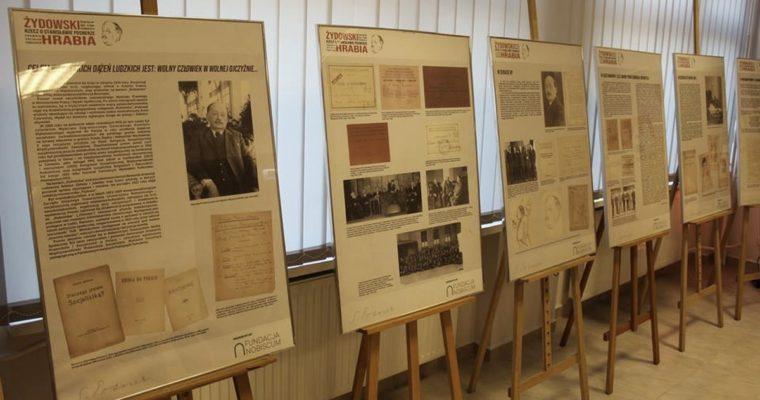 Żydowski hrabia w Sochocinie – zapraszamy na wystawę o Stanisławie Posnerze