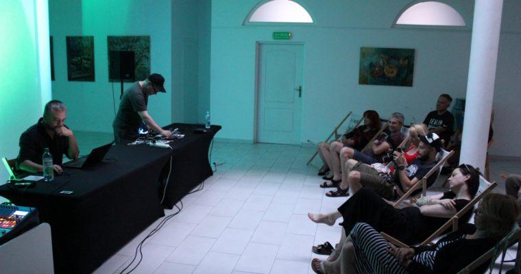 Sygnał/Szum: Marcin Barski / Marcin Dymiter (Instytut Pejzażu Dźwiękowego). Fotorelacja.
