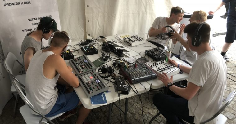Fundacja Nobiscum i Sound Machines na Audioriver 2019